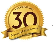 Celebrating 30 years of service and commitment