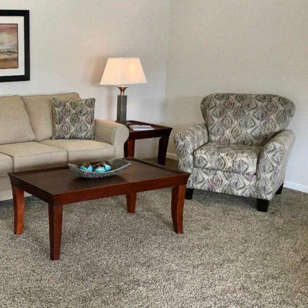 Ashley Package living room furnishings
