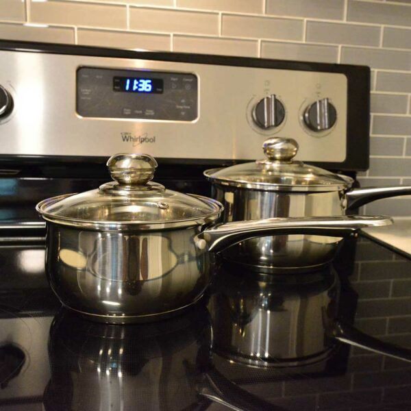 Housewares Package cooking pots