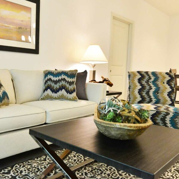 Reedy Package living room coffee table