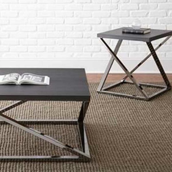 Reedy Package coffee and end table