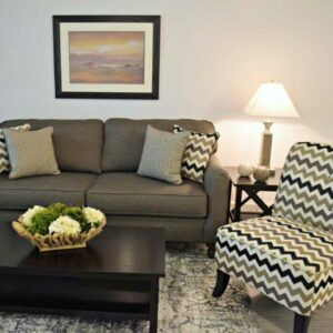 Congaree Package living room furnishings