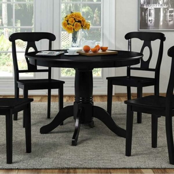 Congaree Package round dining table and chairs